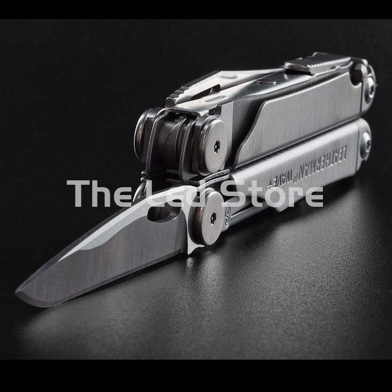 Alicate Multiusos Leatherman Wave + - Imagen 5