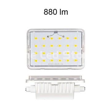 Bombilla LED 9w R7s 78mm lineal - Beneito Faure - Imagen 1