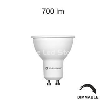 Dicroica LED 8w GU10 60º System. ''REGULABLE'' - Beneito Faure