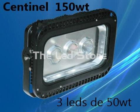 Foco de led exterior 150w ip 65 for Focos led exterior 150w
