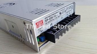 MEAN WELL SP-320-12  300W, 12V dc, Corriente 25A